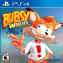 Bubsy – The Woolies Strike Back